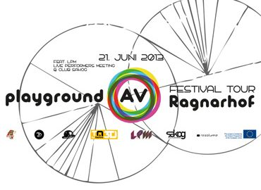 Image for: LPM 2013 Wien | June 21 Playground AV Festival