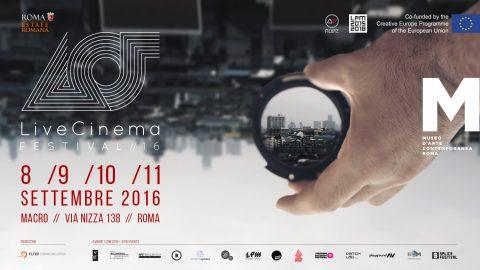 Image for: Live Cinema Festival 2016 | LPM 2015 > 2018